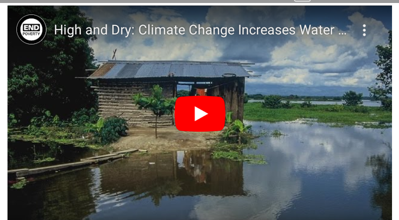 High and Dry: Climate change, water and the economy