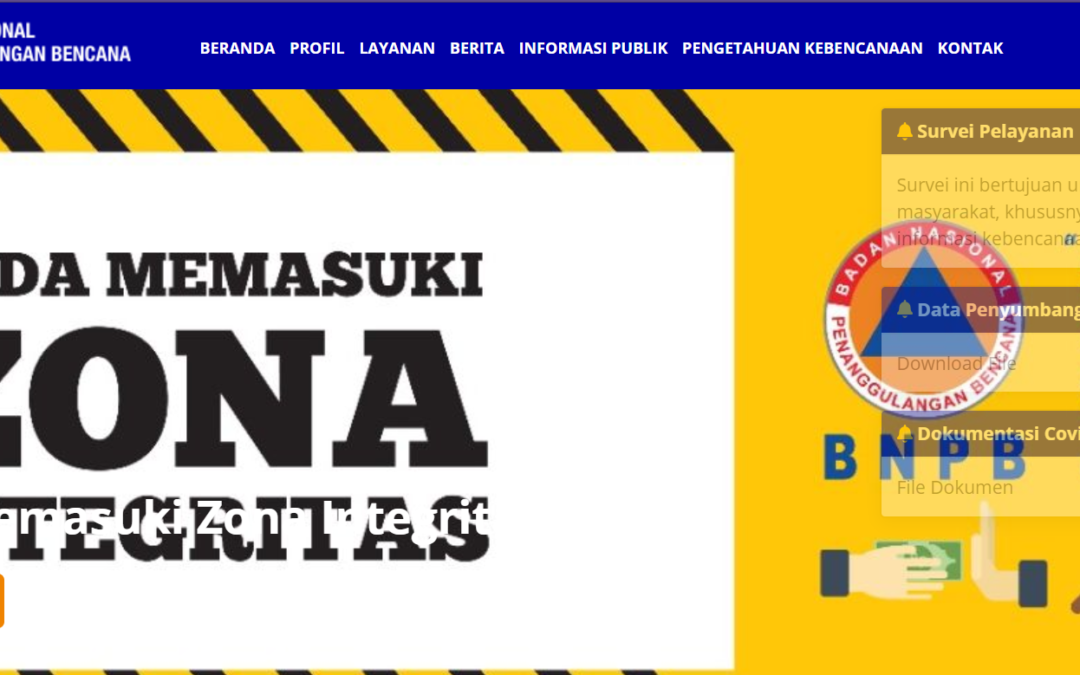 Disaster Management Authority of Indonesia